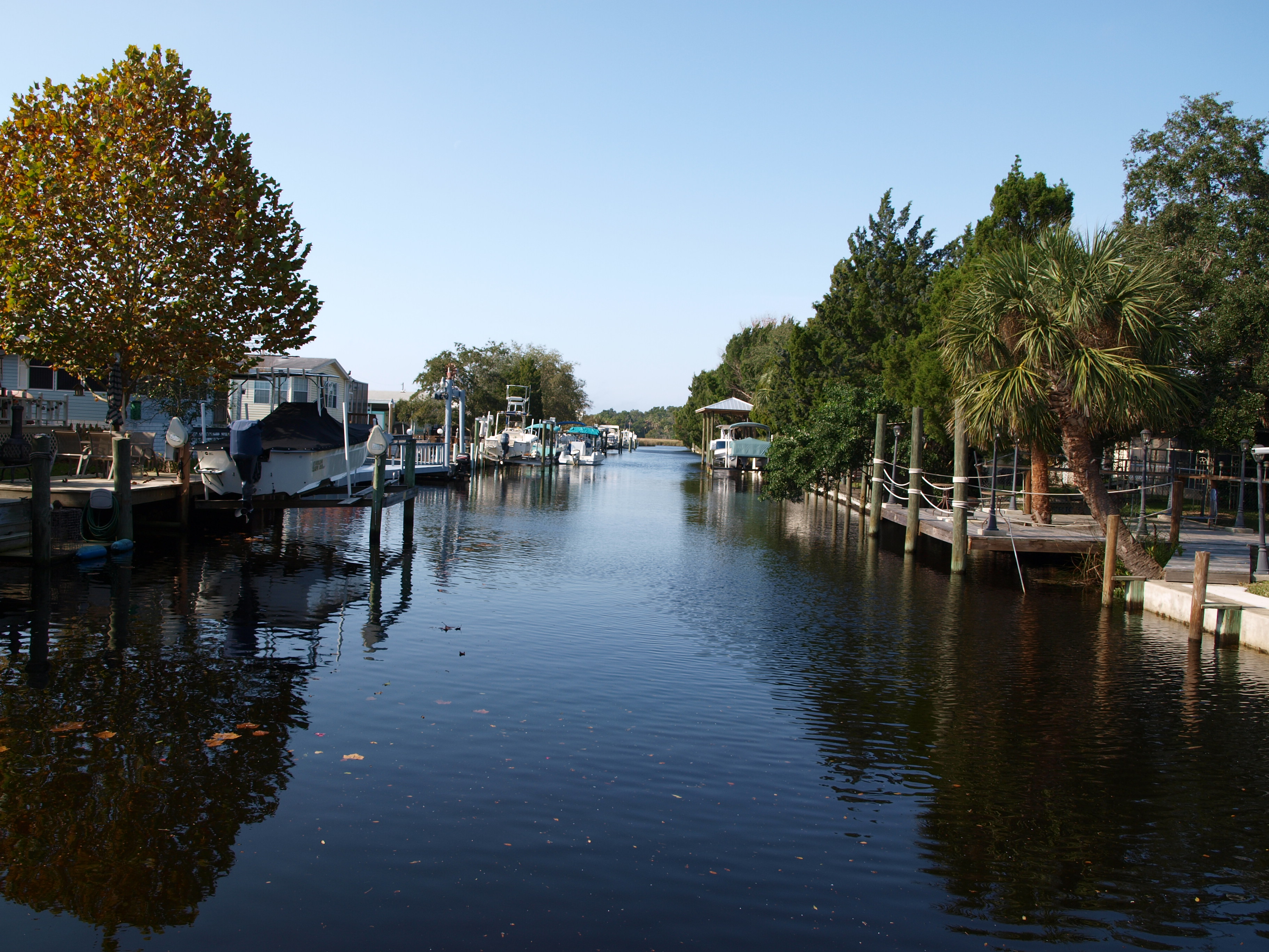 Homosassa Vacation Rental Waterfront View